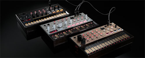 Korg Volca Synthesizers